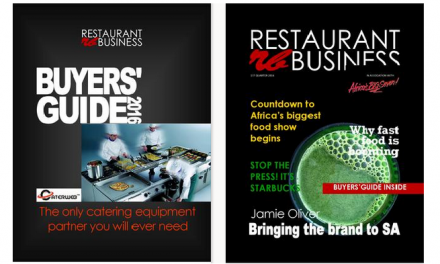 Welcome to the Restaurant Business Magazine Website