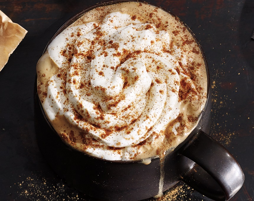 STARBUCKS LAUNCHES THE PUMPKIN SPICE LATTE IN SA