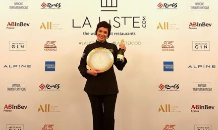 Restaurant  Mosaic – The highest ranking South African restaurant at annual La Liste World Restaurant Awards in Paris